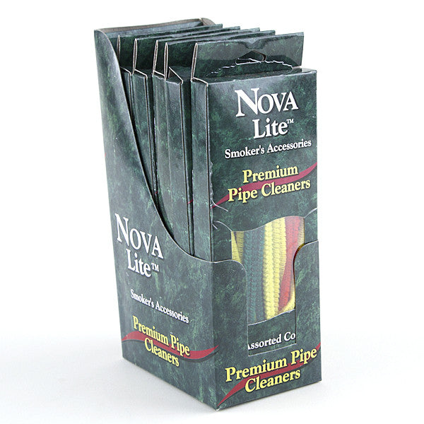 NOVA LITE Premium Pipe Cleaner Colored
