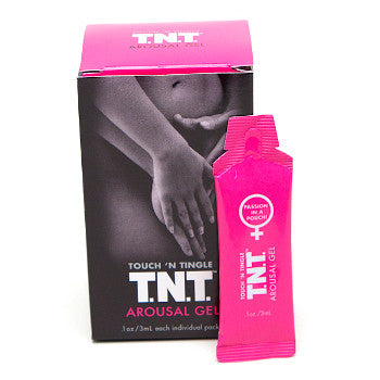T.N.T Arousal gel for FEMALE