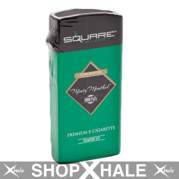 Square Reload Starter Kit-Minty Menthol