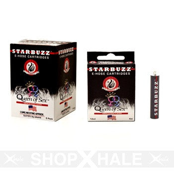 E-Hose Cartridge 4 Ct Pack - Queen Of Sex 1.5mg Nicotine