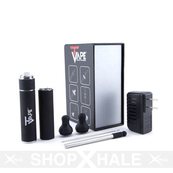 T-Vape - Black - LONG TUBE OVEN KIT