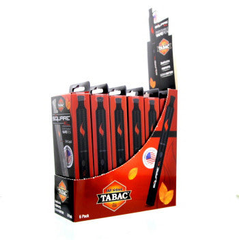 Square XL E-Hookah Zero Nicotine - Old School Tabac