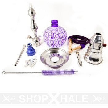 Aladin Hookah Koufy Large Purple
