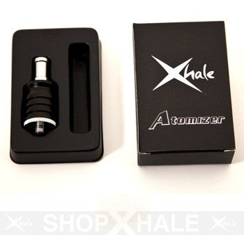 Xhale X1 Wax Liquid Atomizer - Black