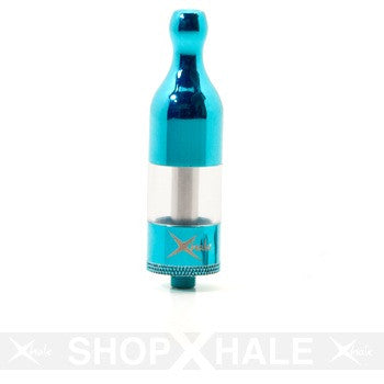 Xhale Shiny X9 Atomizer Unit - Blue