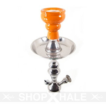 Aladin Hookah Arabica Small Orange