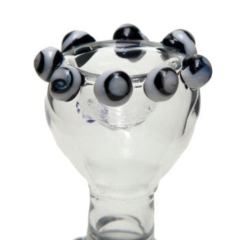 19 Gauge Marble Tip Bubble Bowl