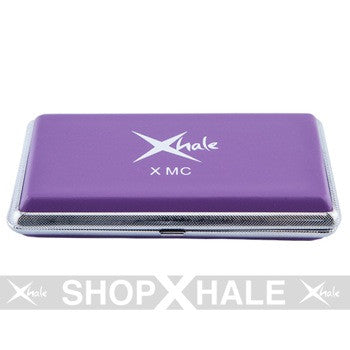 Xhale Ego-U Metal Case - Purple