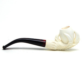 Meerschaum Pipe With Box