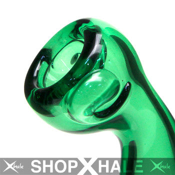 14 Gauge green bend bowl