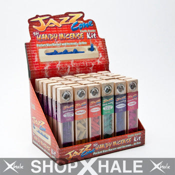 Jazz cone incense kit