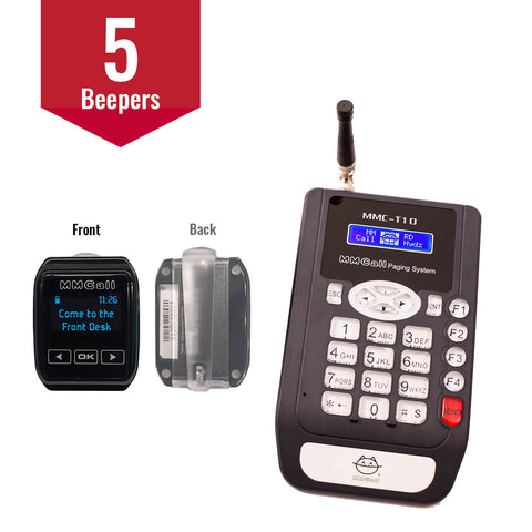 05 Beeper Paging System