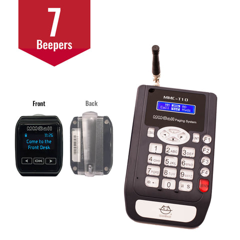 07 Beeper Paging System