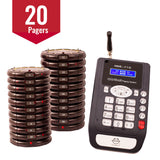 20-Pager Guest Paging System