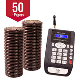 50-Pager Guest Paging System