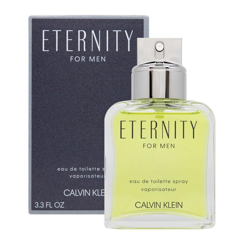 Calvin Klein Eternity 100ml EDP (M)