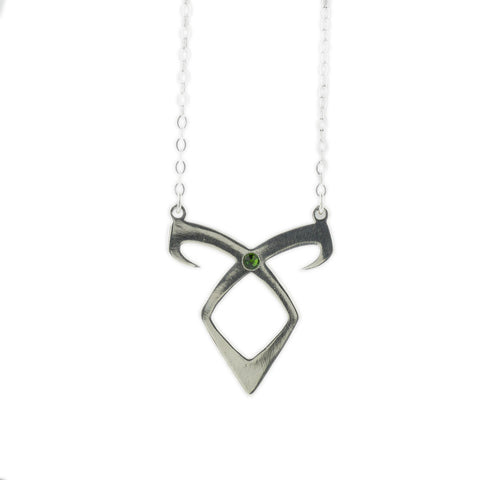 Angelic Power Rune Necklace