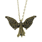 Tessa's Clockwork Angel Necklace - Replica - Hebel Design