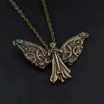 Tessa's Clockwork Angel Necklace - Replica