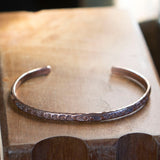 Copper Bangles - Hebel Design