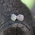 Rose Earrings - Hebel Design