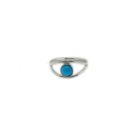 Evil Eye Midi - Regular Ring - Hebel Design