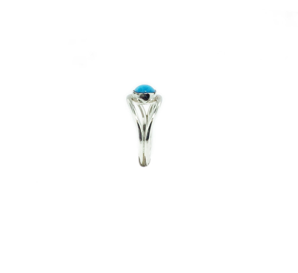 Evil Eye Midi Ring - Hebel Design - 1