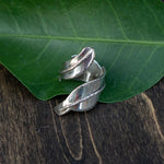 Feather Wrap Ring - Hebel Design