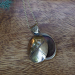 Livvy's locket - Hebel Design