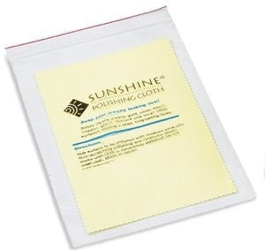 Sunshine Polishing Cloth - Hebel Design