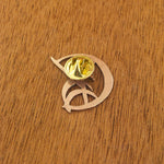 Magnus Wedding Pin - Hebel Design