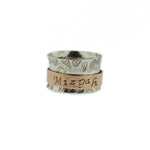 Mizpah Ring - Hebel Design