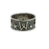 The Morgenstern Family Ring - Hebel Design - 2