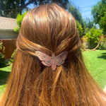 Death's Head Moth Hair Accessory