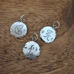 Distressed Rune Charm - Hebel Design