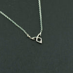 Angelic Power Rune Tiny Necklace