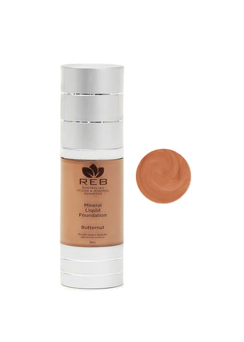 Liquid Foundation Butternut