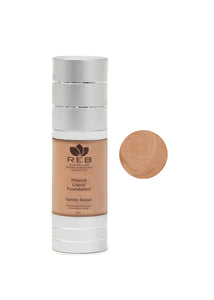 Liquid Foundation Sandy Beige