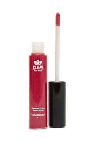 Raspberry Red Lipgloss