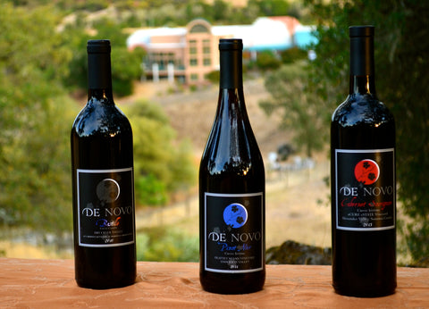 De Novo Moon Wine Club