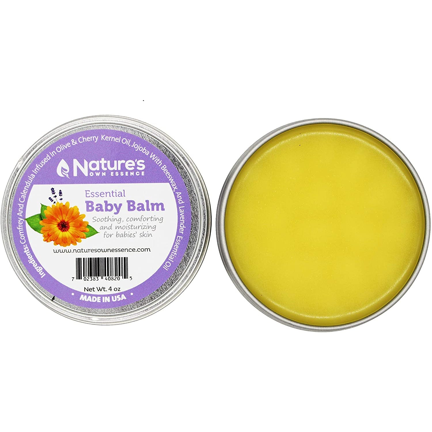 Nature's Own Essence Essential Baby Balm - Nature's Own Essence