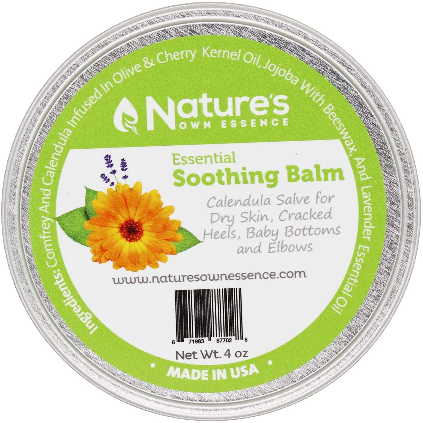 Nature's Own Essence Essential Soothing Balm - Nature's Own Essence