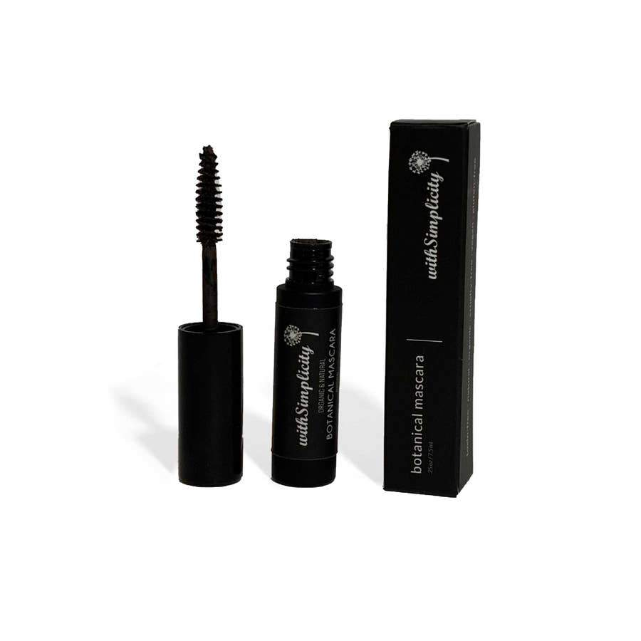 withSimplicity Beauty withSimplicity Beauty Botanical Mascara - Nature's Own Essence