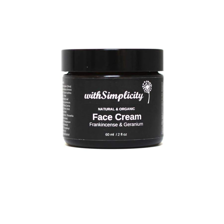 withSimplicity Beauty withSimplicity Beauty Face Cream - Nature's Own Essence