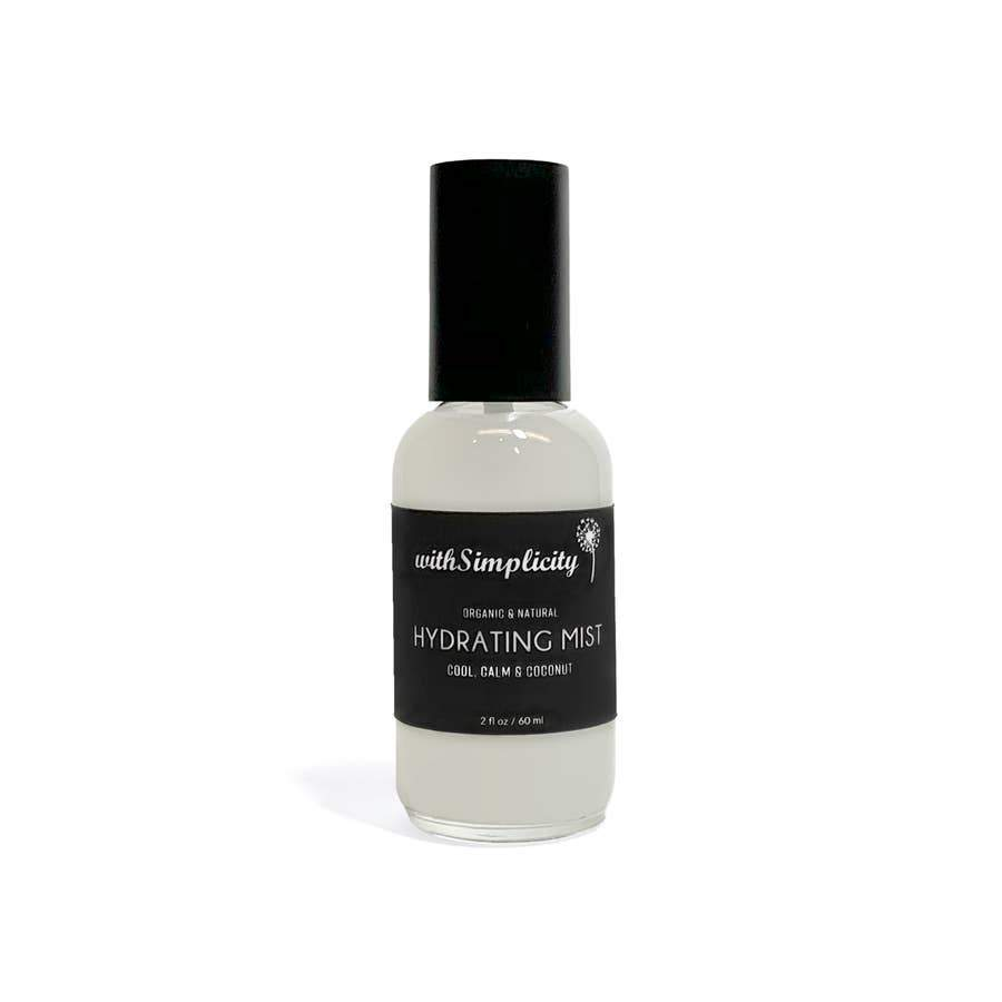 withSimplicity Beauty withSimplicity Beauty Hydrating Mist - Cool Calm & Coconut - Nature's Own Essence
