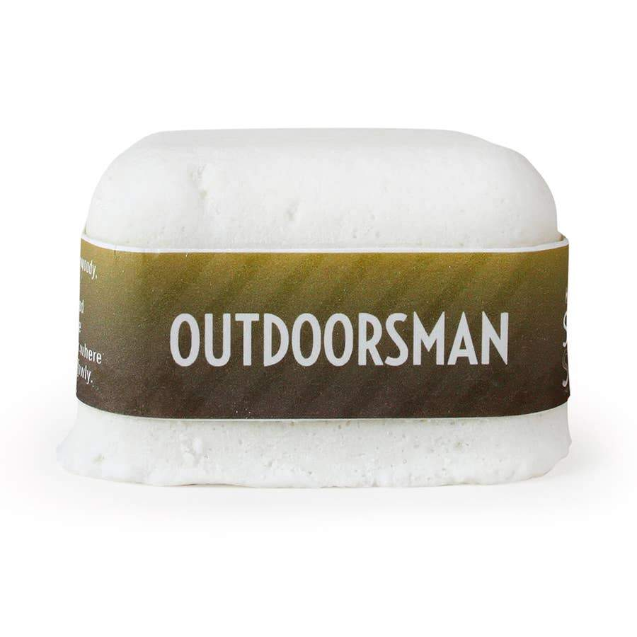 Country Bathhouse Shower Steamer - Outdoorsman - Nature's Own Essence