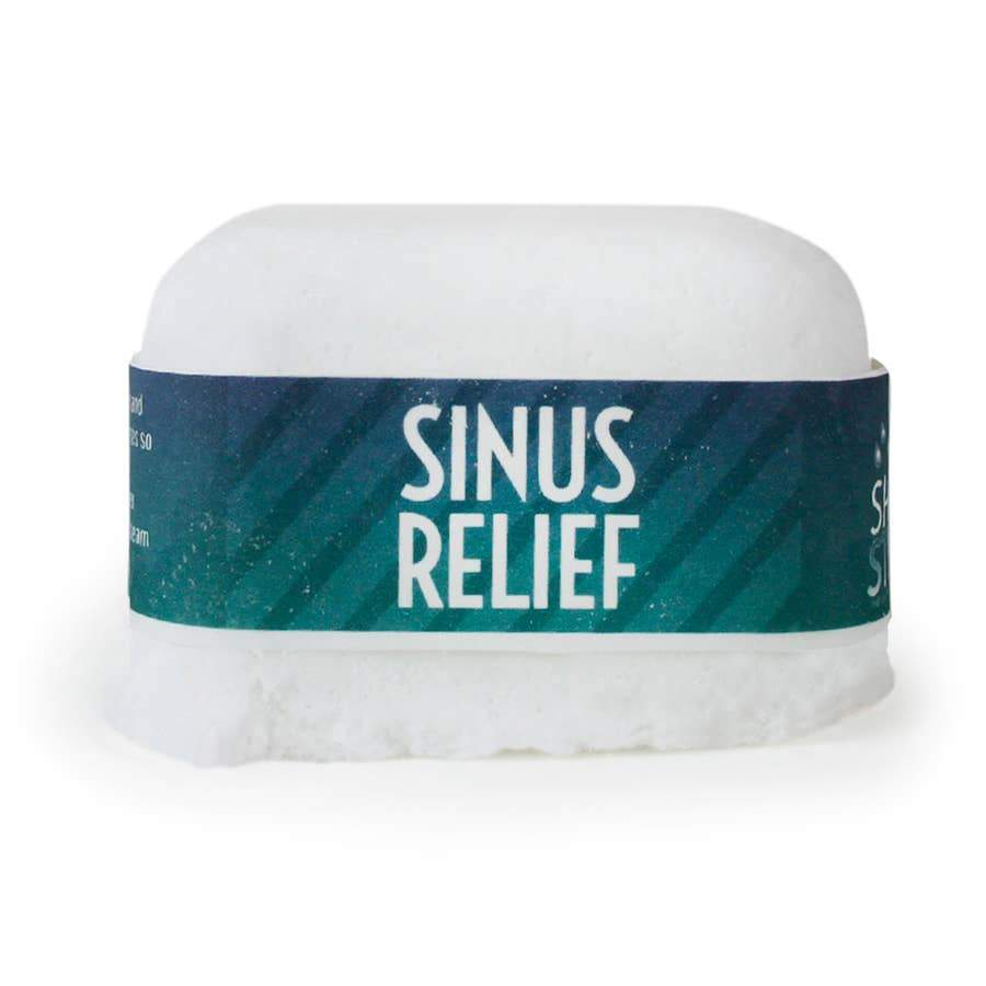 Country Bathhouse Shower Steamer - Sinus Relief - Nature's Own Essence