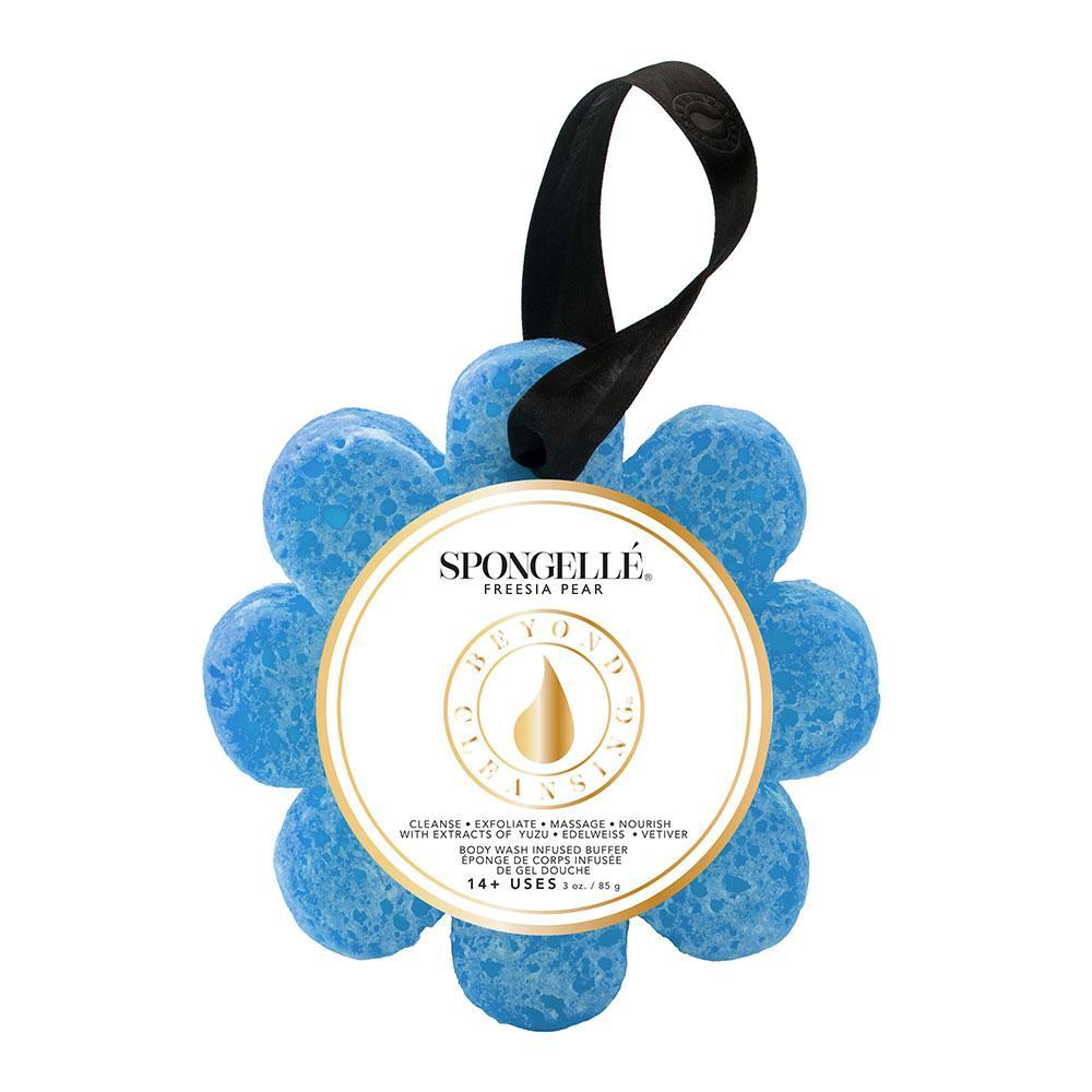 Spongellé Spongellé Freesia Pear Wild Flower Bath Sponge - Nature's Own Essence