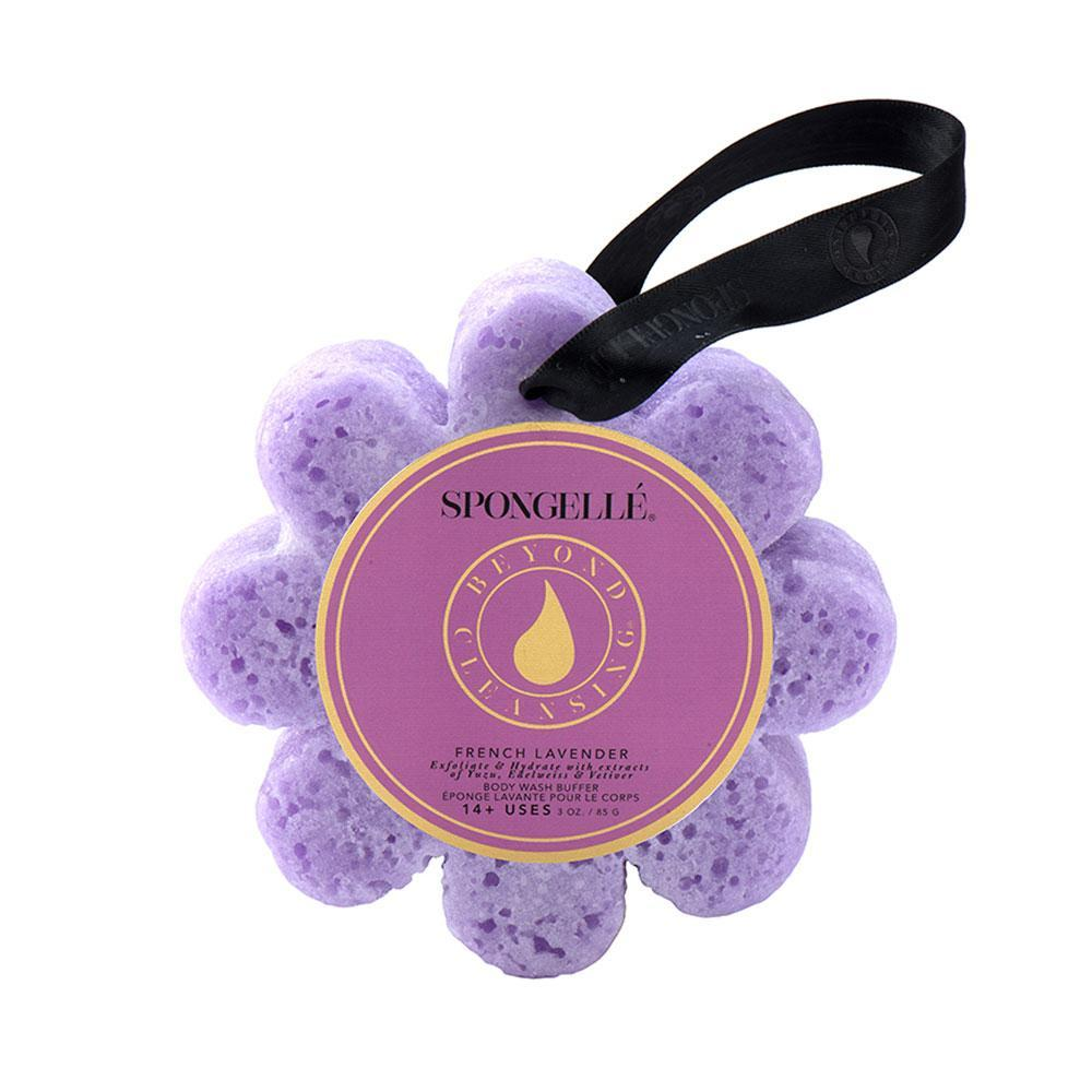 Spongellé Spongellé French Lavender Wild Flower Bath Sponge - Nature's Own Essence