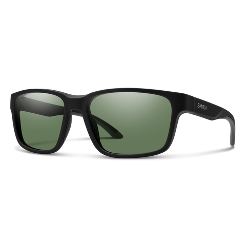 Smith Basecamp Matte Black/Chromapop Grey Green Polar